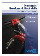 TOKU Hammers, Breakers & Rock drills