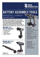 RED ROOSTER Battery Assembly Tools