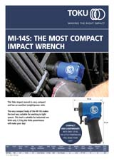 TOKU Impact Wrench MI-14S