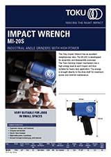 TOKU Impact Wrench MI-20S