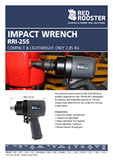 RED ROOSTER Impact Wrench RRI-25S